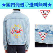 入手困難!GUESS Originals × A$AP Rocky★デニムjaket!