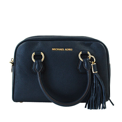 Michael Kors ハンドバッグ 【即発◆3-5日着】Michael Kors◆Medium Tassel Satchel ◆2way(16)