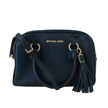 Michael Kors ハンドバッグ 【即発◆3-5日着】Michael Kors◆Medium Tassel Satchel ◆2way(17)