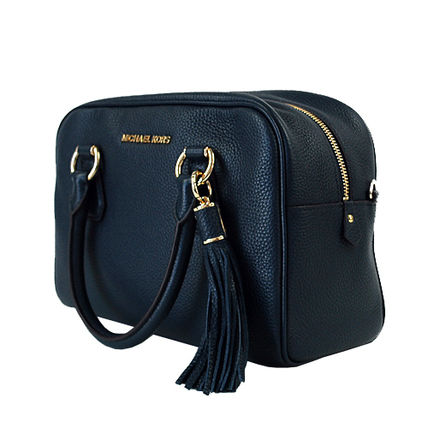 Michael Kors ハンドバッグ 【即発◆3-5日着】Michael Kors◆Medium Tassel Satchel ◆2way(18)