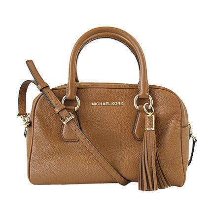 Michael Kors ハンドバッグ 【即発◆3-5日着】Michael Kors◆Medium Tassel Satchel ◆2way(2)