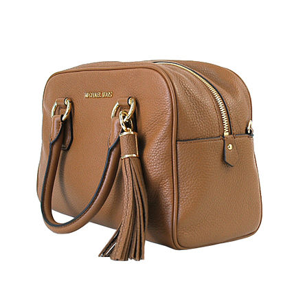 Michael Kors ハンドバッグ 【即発◆3-5日着】Michael Kors◆Medium Tassel Satchel ◆2way(3)