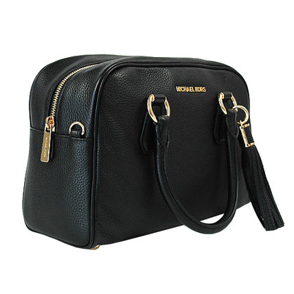 Michael Kors ハンドバッグ 【即発◆3-5日着】Michael Kors◆Medium Tassel Satchel ◆2way(8)