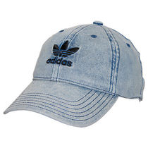 Women's adidas Originals Precurved Washed キャップ