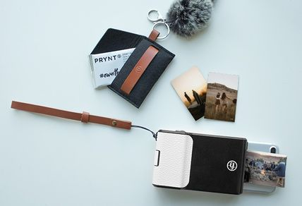 List strap Pouch for film PRYNT photo printer