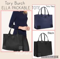 【TORY BURCH】ELLA PACKABLE TOTE 畳めるトート