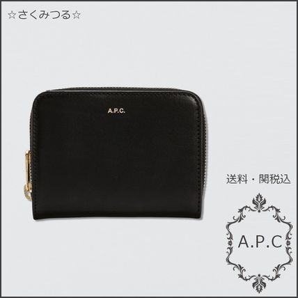 A.P.C Compact bifold wallet