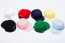 17SS Supreme Lacoste Pique Camp Cap シュプリーム コラボ