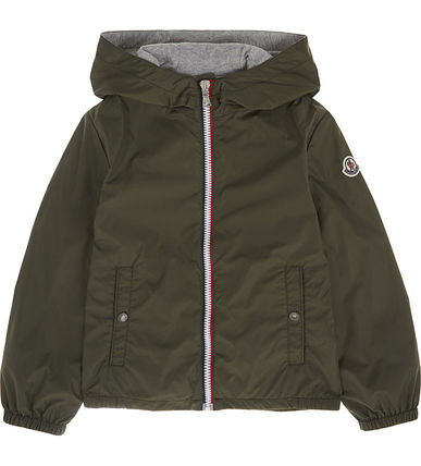 MONCLER アウター MONCLERモンクレール*URVILLE ジャケット 4-14A 国内発 関税込