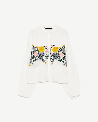 Saturday and Sunday also shipping-friendly * ZARA flower