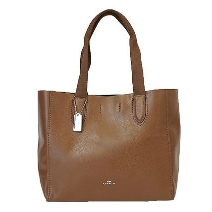 Coach トートバッグ 【即発◆3-5日着】COACH◆Derby Tote◆トートバッグ◆F58660(12)