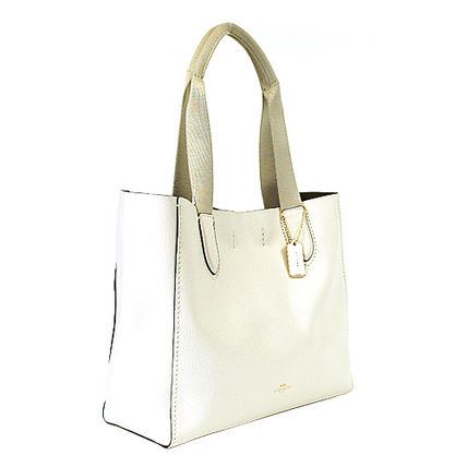 Coach トートバッグ 【即発◆3-5日着】COACH◆Derby Tote◆トートバッグ◆F58660(3)