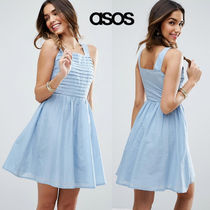 ★最短翌日発送★ASOS Pleated Mini Sundress