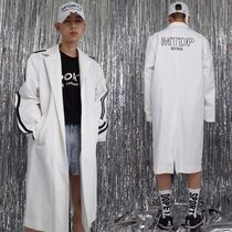 more than dope(モアザンドープ) コートその他 ☆more than dope(モアザンドープ)☆Line tailored coat(wh)