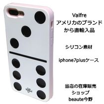 Valfre ヴァルフェーDOMINO 3D IPHONE 7PLUS CASE ドミノ 即納