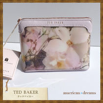 TED BAKER【テッドベイカー】お花柄コスメポーチ♪
