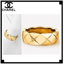【17SS★CHANEL】COCO CRUSH 18K ゴールドリング