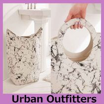 Urban Outfitters(アーバンアウトフィッターズ) バス・ランドリー 新作#Urban Outfitters 大理石風マーブル#洗濯カゴ