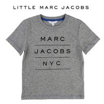 Little Marc Jacobs☆ロゴT-shirt グレー(2〜14歳)大人OK有♪