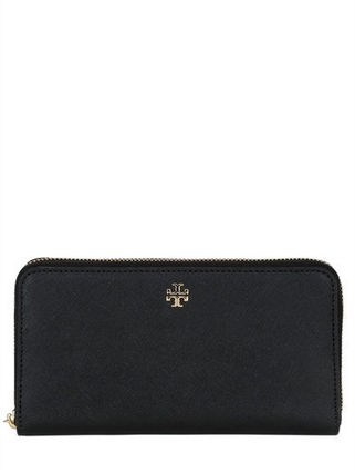 '関税込'' Tory Burch ROBINSON SAFFIANO LEATHER WALLET