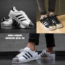 adidas★SUPERSTAR METAL TOE★メタリック★25.5~28cm★2色