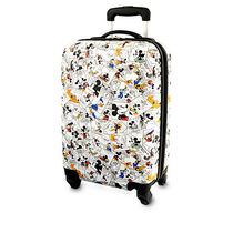 Mickey Mouse and Friends Comic Strip Luggage - 20'' お買い得