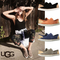 大人気! UGG CLASSIC UNLINED MINI PERF ショートブーツ