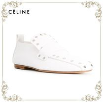 【17SS】大人気★CELINE★studded slippers