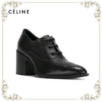 【17SS】大人気★CELINE★lace up pumps