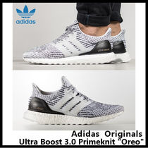 "【adidas Originals】Ultra Boost 3.0 Primeknit ""Oreo""  S80636"