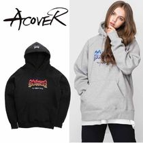 ACOVER★2017SS ベーシック・プリント・パーカー 2色
