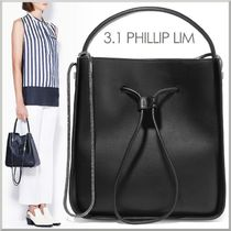 17SS★3.1 Phillip Lim チェーン バケット バッグ SOLEIL SMALL