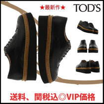 TOD'S(トッズ) シューズ・サンダルその他 新作★格安 TOD'S T50 LACE UP