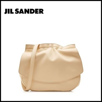 Saner-Jil Jil Sander Leather Shoulder Bag