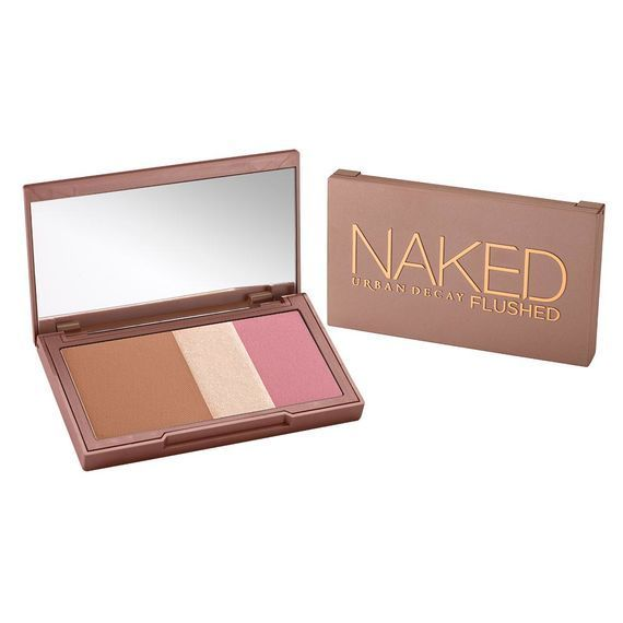 URBAN DECAY NAKED Flushed メークアップパレット Nooner 送料無