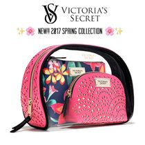 NEW! Beauty Bag Trio ポーチ 3個セット ★ Victoria's Secret