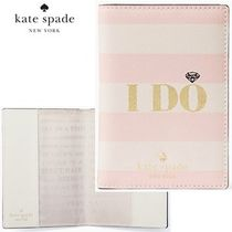 17SS★Kate Spade★Wedding Bells I do I did 母子手帳ケース