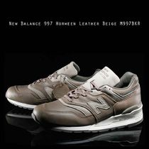 Horween Leathers x New Balance M997BKR ホーウィンレザー