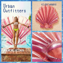 Urban Outfitters(アーバンアウトフィッターズ) うきわ Urban Outfitters*大きな浮き輪☆Shell Pool Float