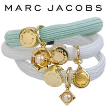 Marc by Marc Jacobs(マークバイマークジェイコブス) ヘアアクセサリー Marc by Marc Jacobs ヘアゴム クラスター ポニーM0002879-81739