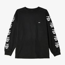 OBEY/THE CREEPER L/S TEE