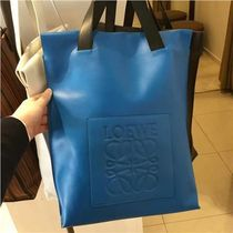 セール!! LOEWE★ロエベ Shopper bag ブルー