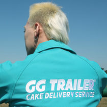 A PIECE OF CAKE(ピースオブケイク) ジャケットその他 ◇A PIECE OF CAKE◇17ss GGTrailer Coach Jacket_Marine(M / L)
