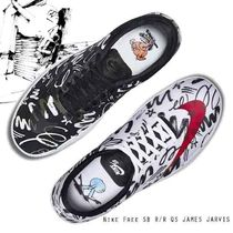 Nike Free SB R/R QS JAMES JARVIS ジェームス グラフィック