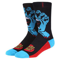 STANCE(スタンス) 靴下、タイツ、ブルマ、スパッツ類 送料込み★Stance The Screaming Hands Socks Black