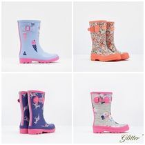 Joules Clothing(ジュールズ クロージング) レインブーツ・長靴 *Joules Clothing*WELLIES☆キュートプリント長靴*送関込