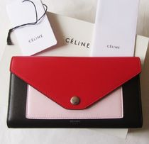 CELINE Trifolded Multifunction 長財布 chilie