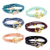 【pura vida】即日発送★Anchor Wrap Collection ゴールド