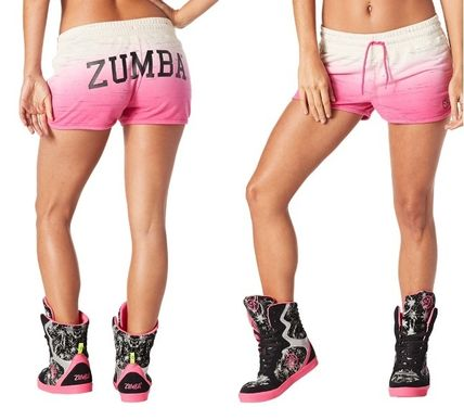 Zumba When The Sun Goes Down FrenchTerryShortsショートパンツ