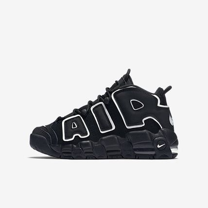 NIKE AIR MORE UPTEMPO OLYMPIC レディース black/white